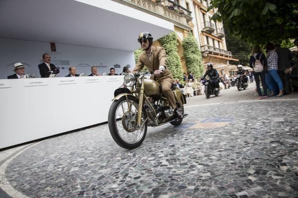 Il Concorso d'Eleganza Villa d'Este 2016 unisce tradizione e modernità_moto storica_MilanoPlatinum