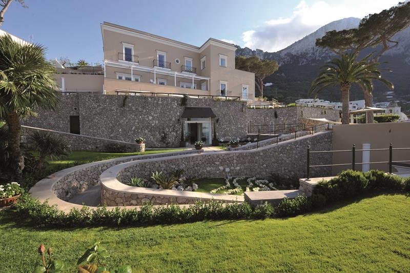 Villa Marina Capri - 03