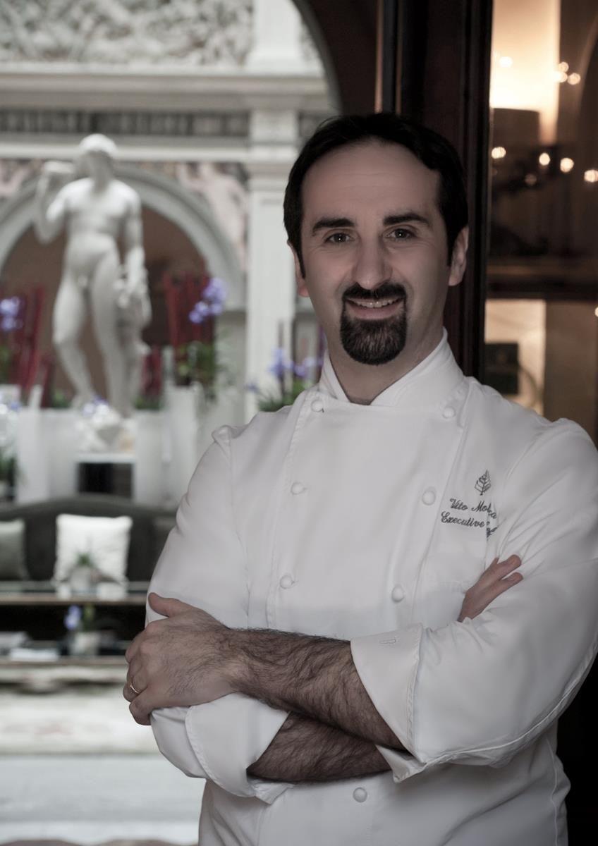 Vito Mollica, Chef stellato al Four Seasons_ExecutiveChef_MilanoPlatinum