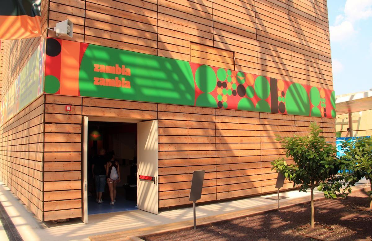 Cluster Frutta e Legumi EXPO 2015 - Zambia - MilanoPlatinum