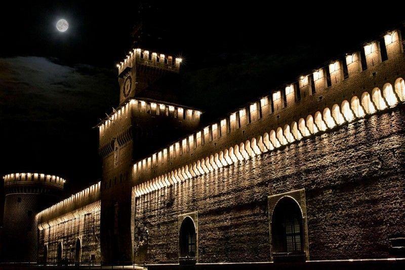 Castello sforzeco Milano