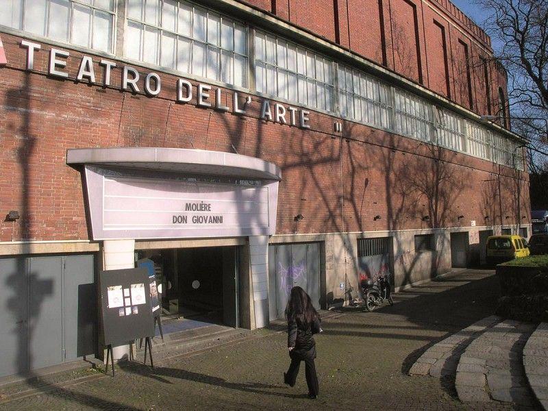 Storia del Teatro a Milano
