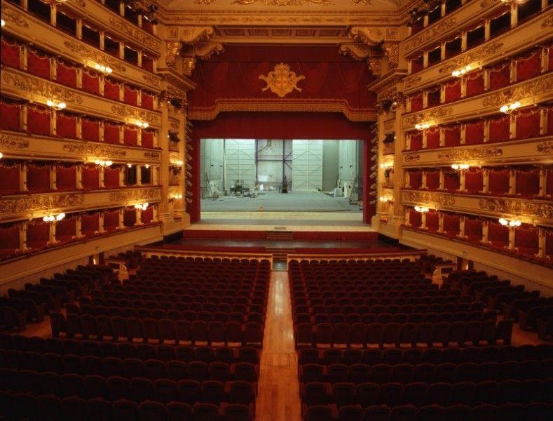 Teatro alla Scala (foto di Pino Musi)