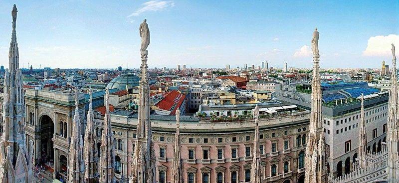 Centro Milano Duomo