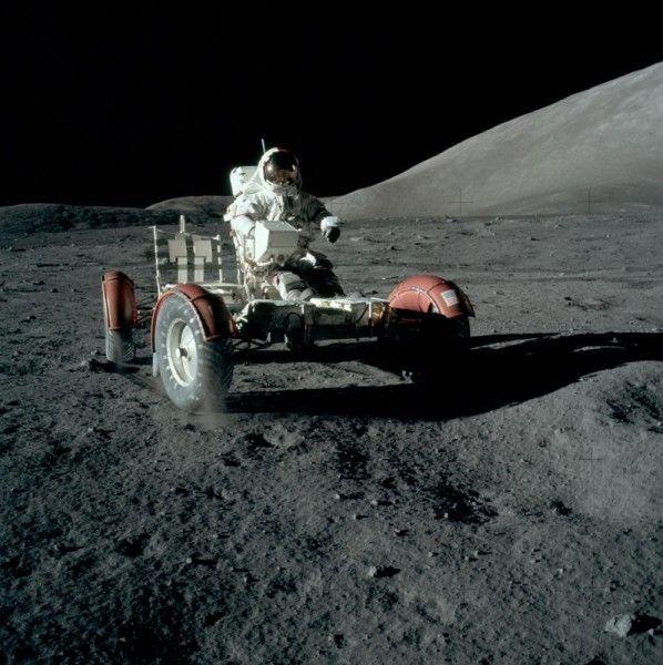 Conquistiamo la Luna - Lunar Rover 1972 (Nasa)