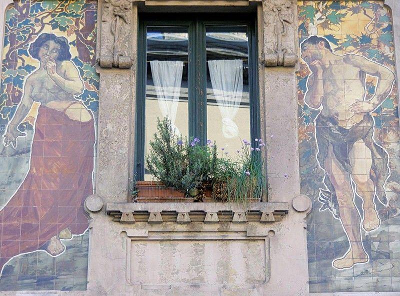 Milano capitale del Libert
