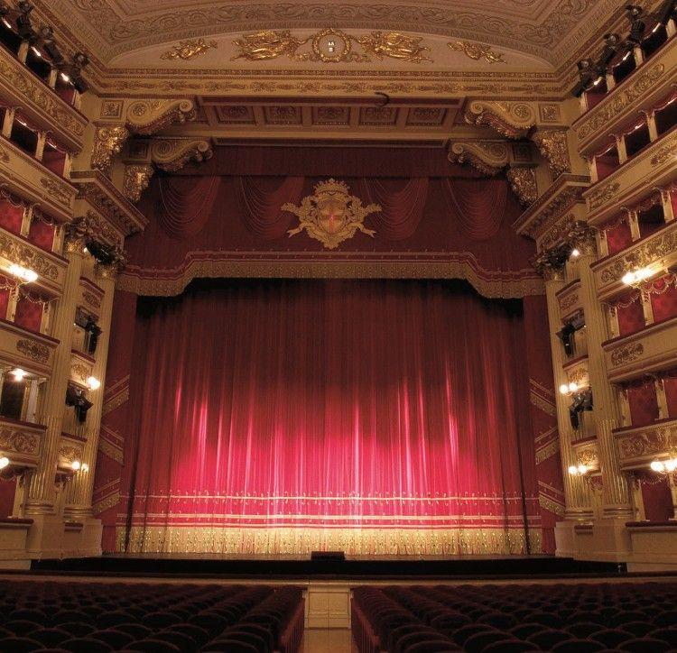 Il tempio della musica il teatro alla scala for Indissolubile sinonimo