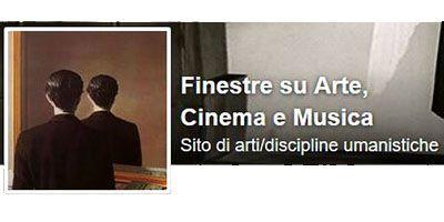 Finestre su Arte, Cinema, Musica