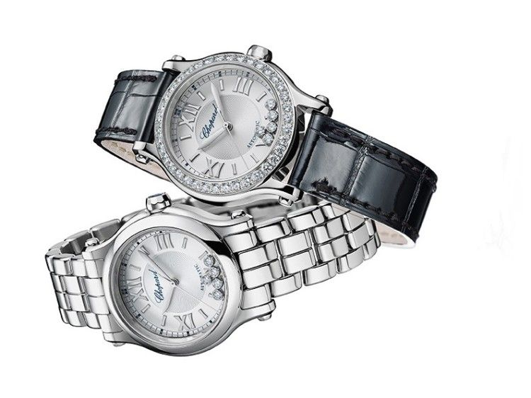 Chopard, per lei Happy Sport 30 mm Automatic_Profile_MilanoPlatinum