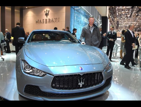 Maserati veste Ermenegildo Zegna