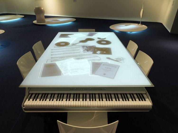 20 Fingers in Jazz, Rimadesio Flagship store_profile_MilanoPlatinum