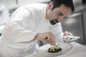 Vito Mollica, Chef stellato al Four Seasons_profilo_MilanoPlatinum