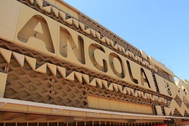 PADIGLIONE ANGOLA EXPO 2015