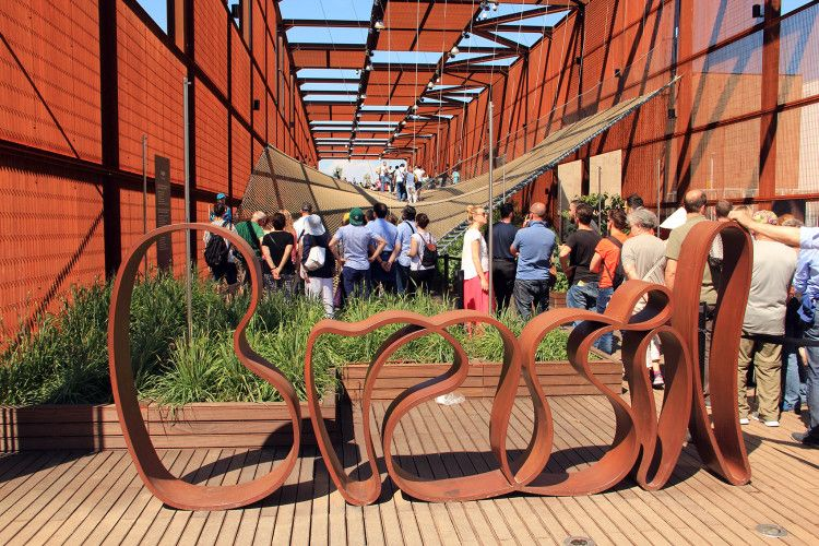 Padiglione Brasile Expo 2015 - MilanoPlatinum