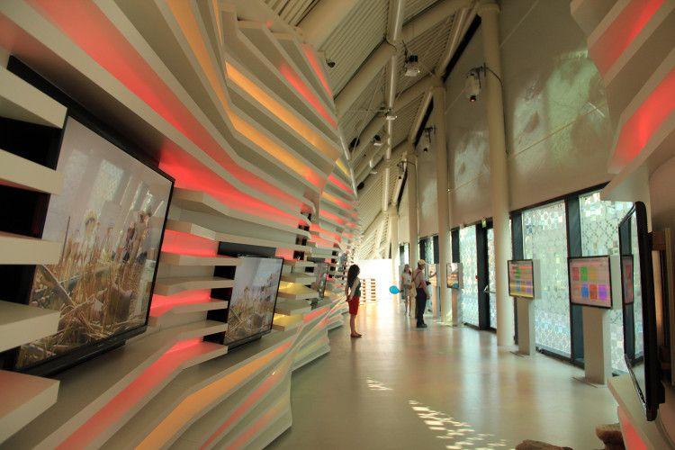 Padiglione Bielorussia Expo 2015 - MilanoPlatinum