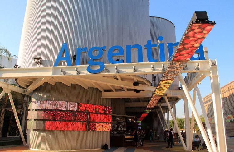 Padiglione Argentina Expo 2015 - MilanoPlatinum