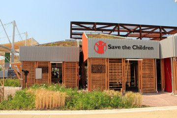 SAVE THE CHILDREN EXPO 2015 - MilanoPlatinum