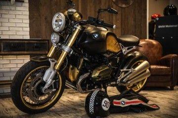 BMW R nineT - MilanoPlatinum
