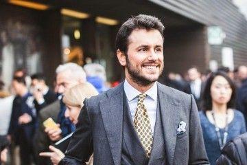 """Fabio Attanasio: """"L'eleganza senza educazione non esiste""""_profile_MilanoPlatinum"""