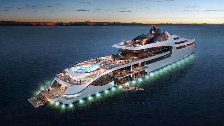 Admiral Yachts X Force 145 - MilanoPlatinum