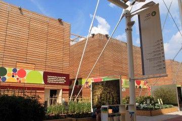 Cluster Frutta e Legumi EXPO 2015 - MilanoPlatinum