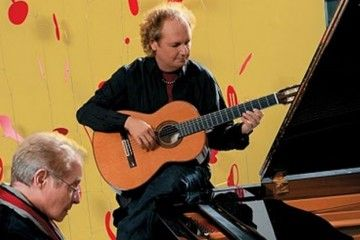 LEE RITENOUR E DAVE GRUSIN (credits: Blue Note Milano)