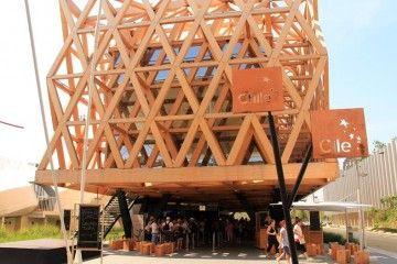 Padiglione Cile Expo 2015