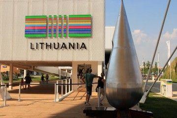 PADIGLIONE LITUANIA EXPO 2015 - MilanoPlatinum