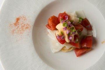 Piatto cucina giapponese e italiana Asola