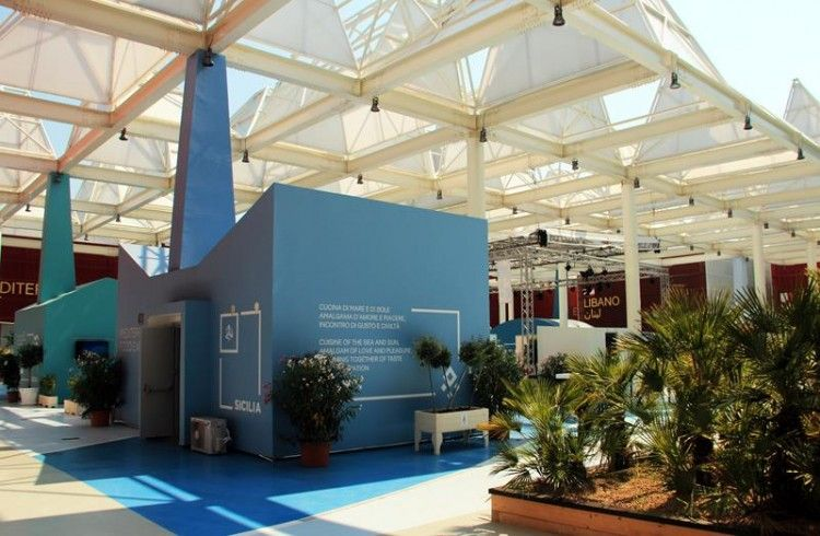 Cluster Bio Mediterraneo Expo 2015