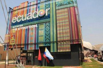 Padiglione Ecuador Expo 2015