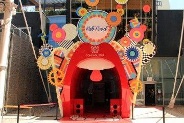 Padiglione FabFood Expo 2015