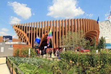 Padiglione Francia Expo 2015