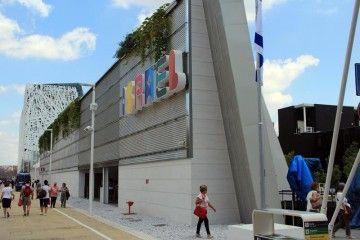 Padiglione Israele Expo 2015