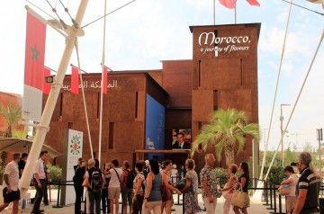 Padiglione Marocco Expo 2015