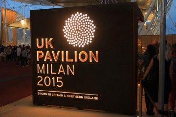 Padiglione Regno Unito Expo 2015