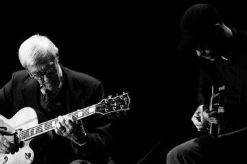 Franco Cerri Quartet al Bluenote Milano (credits: Blue Note Milano)