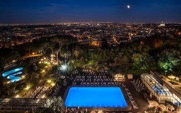 Miglior Luxury City Resort in Europa è il Rome Cavalieri_Rome Cavalieri_MilanoPlatinum