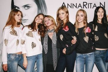 ANNARITA N e la Fondazione Umberto Veronesi insieme per le donne_ Pink is Good_MilanoPlatinum