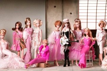BARBIE. THE ICON_Barbie's evolution style (Collectors edition)_MilanoPlatinum