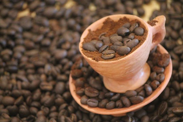 Cluster Caffè Expo 2015