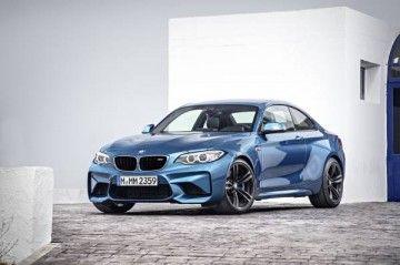 La nuova BMW M2 Coupé_MilanoPlatinum