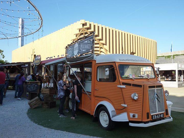 Padiglione Paesi Bassi Expo 2015