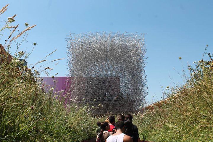 Padiglione UK Expo 2015