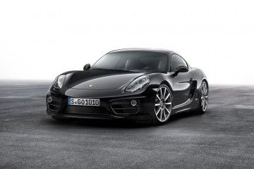Una nuova livrea per la Porsche Cayman Black Edition_MilanoPlatinum