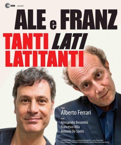 Ale e Franz - Tanti lati, latitanti (locandina)