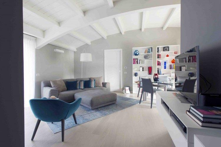 Andrea castrignano firma un nuovo interior project su - Arte casa cernusco ...