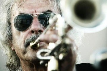Enrico Rava (credits Blue Note Milano)
