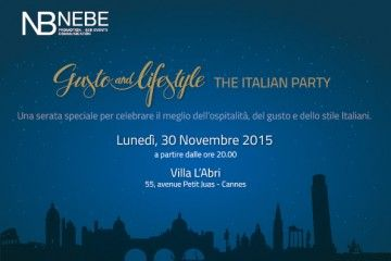 Gusto&Lifestyle - The Italian Party_MilanoPlatinum
