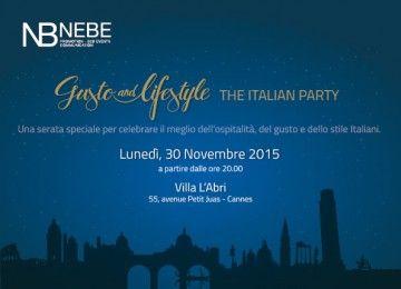 Gusto&Lifestyle - The Italian Party_MilanoPlatinum